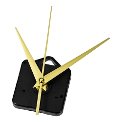 Mudder Wall Clock Movement Mechanism Gold Hands DIY Repair Tool kit