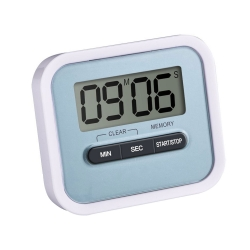 Mudder Cook Kitchen Magnetic Digital Timer with Large Screen, Blue