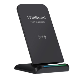 Willbond Fast Wireless Charger for Samsung Galaxy Phone