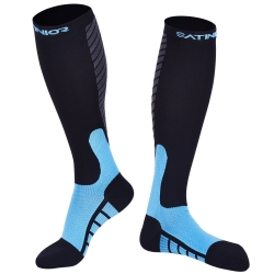 Satinior Compression Socks (10-20mmHg) for Men and Women