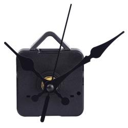 Mudder Quartz Clock Movements Mechanism Parts Repair Making DIY Watch Tools Black